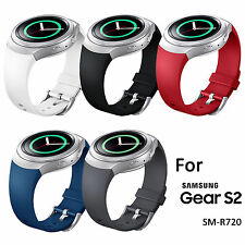 EEEKit 5 Pcs Silicone Wrist Smart Watch Band for Samsung Gear S2 SM-R720 Version