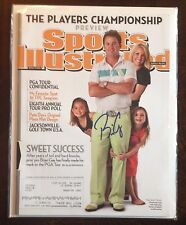 Sports Illustrated SI Signed Autographed  5/4/09 Brian Gay Golf Players Champion