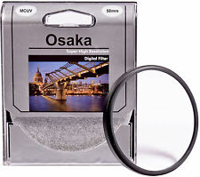 Osaka 58mm Multi Coated UV Filter MCUV 4 Layer Coating