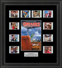 GREMLINS 2 THE NEW BATCH MOUNTED FRAMED 35MM FILM CELL MEMORABILIA FILM CELLS
