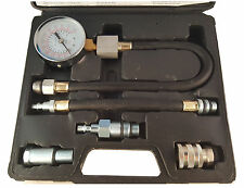 Pro petrol engine compression  tester kit / cylinder leakage test tool 598559