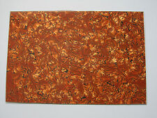 Tiger Pattern 3 Ply Blank Pickguard Scratch Plate Material Sheet 290x430(mm)