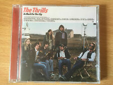 "THE THRILLS-""SO MUCH FOR THE CITY""-FOLK POP ROCK-BRAND NEW ORIGINAL CD 2003"