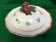 Villeroy & Boch Petite Fleur 1748 Covered Candy Dish