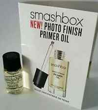 SMASHBOX PHOTO FINISH PRIMER OIL 4ml SAMPLE BRAND NEW ORIGINAL SEALED BOTTLE