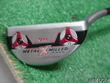 Very Nice Odyssey Metal X Milled 9 HT Putter 33 inch