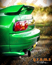 Nissan S13 180SX Silvia Type-X Style Rear Bumper Spats for Performance, Racing