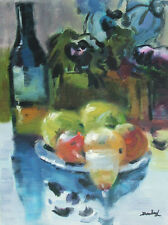 Marmalade Wine OF NIGHT GALLERY HAND OIL PAINTING