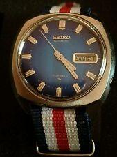 Seiko 7009 - 8050 automatic vintage (very rare dial) Nice!!!