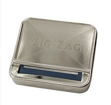 Automatic Tobacco Roller Box Cigarette Rolling Machine Case Metal 70mm ZIG ZAG