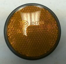 NEW Sachs Madass Motorcycle Side Reflector, OEM Part, 49cc, 125cc  DOT