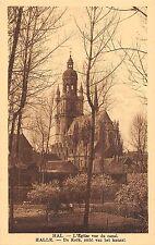 BG34351 hal halle l eglise vue du canal  belgium