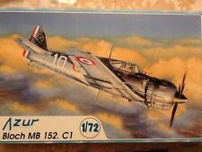 Azur Bloch MB 152. C1; 1/72 scale; 2000; #017