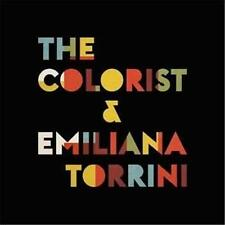 THE COLORIST & EMILIANA TORRINI SELF TITLED DIGIPAK CD NEW