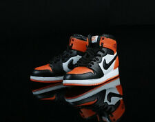 """1/6 Men Nike Air Style Sneakers Shoes For 12"""" Hot Toys Phicen Male Figure USA"""
