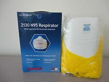 Gerson 2130 N95 Smart-Mask Particle Respirator Mask, 20 Pack, Made in USA, NIOSH