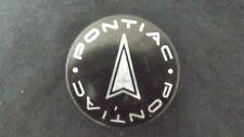 "Pontiac OEM Wheel Center Cap Machined 2 5/16"" PA6 Silver Logo"