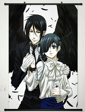 Home Decor Poster Wall Scroll Black Butler 2 Kuroshitsuji Ciel Phantomhive 066