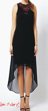 Branded Black For Curve Exclusive Maxi Party Dress Size UK18  EU46  US14 RRP£85