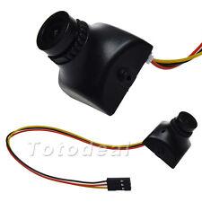 """2.8mm Lens 1/3"""" Mini HD 600TVL Hidden FPV Camera Spy CCTV Cam QAV210 QAV180 250"""