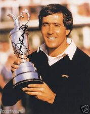 SEVERIANO 'SEVE' BALLESTEROS Signed Photograph - GOLF Star - preprint