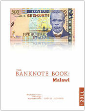 Malawi chapter from new catalog of world notes, The Banknote Book