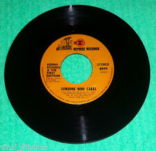 "PHILIPPINES:KENNY ROGERS & FIRST EDITION - Someone Who Cares,7"" 45 RPM,RARE"