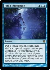 Fated Infatuation NM X4   MTG Magic Cards Born of the Gods Blue Rare