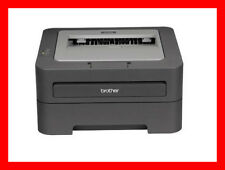 BROTHER HL-2140 Printer w/ NEW Toner & NEW Drum -- Totally CLEAN! -- REFURB !!!