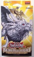 Konami YuGiOh Realm of Light Structure Deck English 1st Edition Factory Sealed