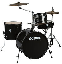 DDrum D2 Rock - Black Sparkle Drum Kit