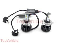 80W 8000LM Cree LED Headlight Kit H4 H13 9003 9004 9007 9008 Hi / Lo Beam 6000K