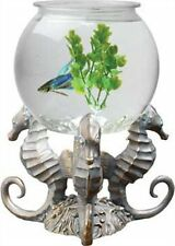 Koller-Craft Aquarius Betta Treasures Aquarium, 1-Gallon, LED, Plastic NEW