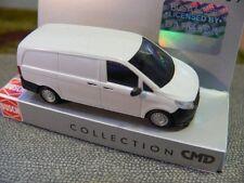 1/87 Busch MB Vito Kastenwagen weißmetallic 51101