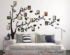Removable Acrylic Photo Tree Crystal Wall Decal Sticker Any Room Home Decor USA