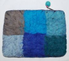 New Felt Wallet Purse - Fair Trade Ethnic Hippy Hippie Boho Nepal