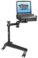 RAM Laptop Mount for Chevrolet City Express & Nissan NV200 S, SV Compact Cargo