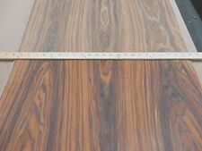 "Rosewood composite wood veneer 24"" x 96"" raw no backing 1/42"" thickness ""A"""