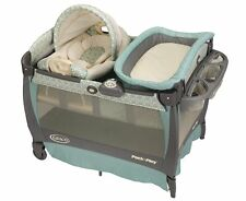 New and Sealed! Graco Pack 'n Play Playard w/ Cuddle Cove Rocking Seat, Winslet