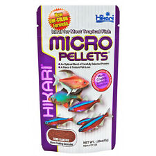 Hikari Tropical Micro Pellets | 45gm | Tetra,Barbs and Small-Mouthed | #21108