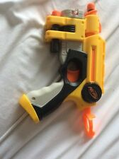 Nerf Gun with 3 foam dart bullets