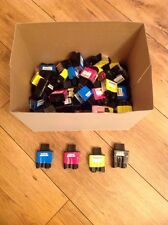 61 Empty Brother Ink Cartridges (LC900)(Cyan/Magenta/Yellow/Black)
