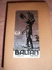 BILLIKEN BALTAN SEIJIN VINYL MODEL KIT UNMADE IN HIGH GRADE BOX RARE