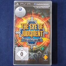 PSP - Playstation Portable ► The Eye Of Judgment: Legends ◄ TOP