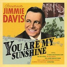 You Are My Sunshine, Davis, Jimmie, New Import, Box set