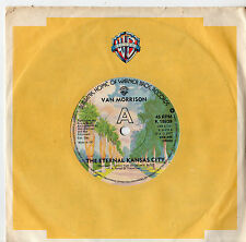 "Van Morrison - The Eternal Knasas City 7"" Single 1977"