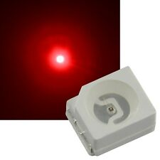100 rote SMDs PLCC2 / 3528 LS T670 K2 OSRAM smd rot Lok