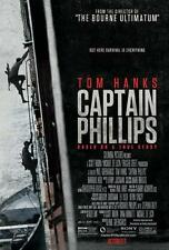 POSTER CAPTAIN PHILLIPS ATTACCO IN MARE APERTO TOM HANKS CATHERINE KEENE FILM #1