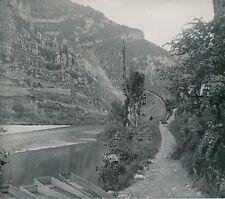 MENDE c. 1900-20 - Le Lot  Barques  Maisons  Lozère Div 7196