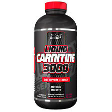 Nutrex Research Lipo 6 Liquid Carnitine 473ml gusto Cherry Lime
